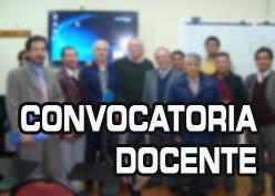 Umsa umsa for Convocatoria concurso de docentes 2016